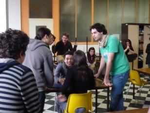 Cours d'improvisation en espagnol