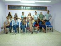 Atelier théâtre à Jaca